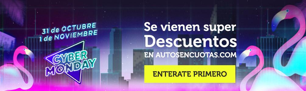 Cyber monday en autos en cuotas super descuentos Cyber monday 2016 argentina muebles