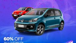 Volkswagen UP CyberMonday Autosencuotas