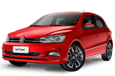Volkswagen Gol Trend 5 Puertas