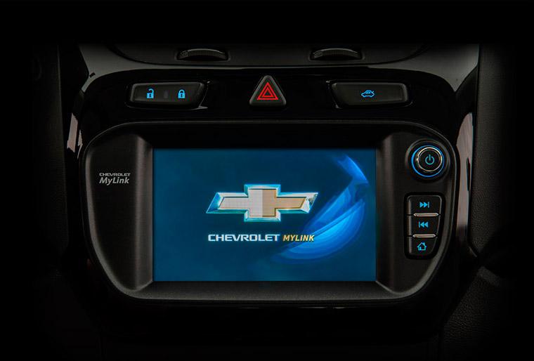Chevrolet Cobalt MyLink 2